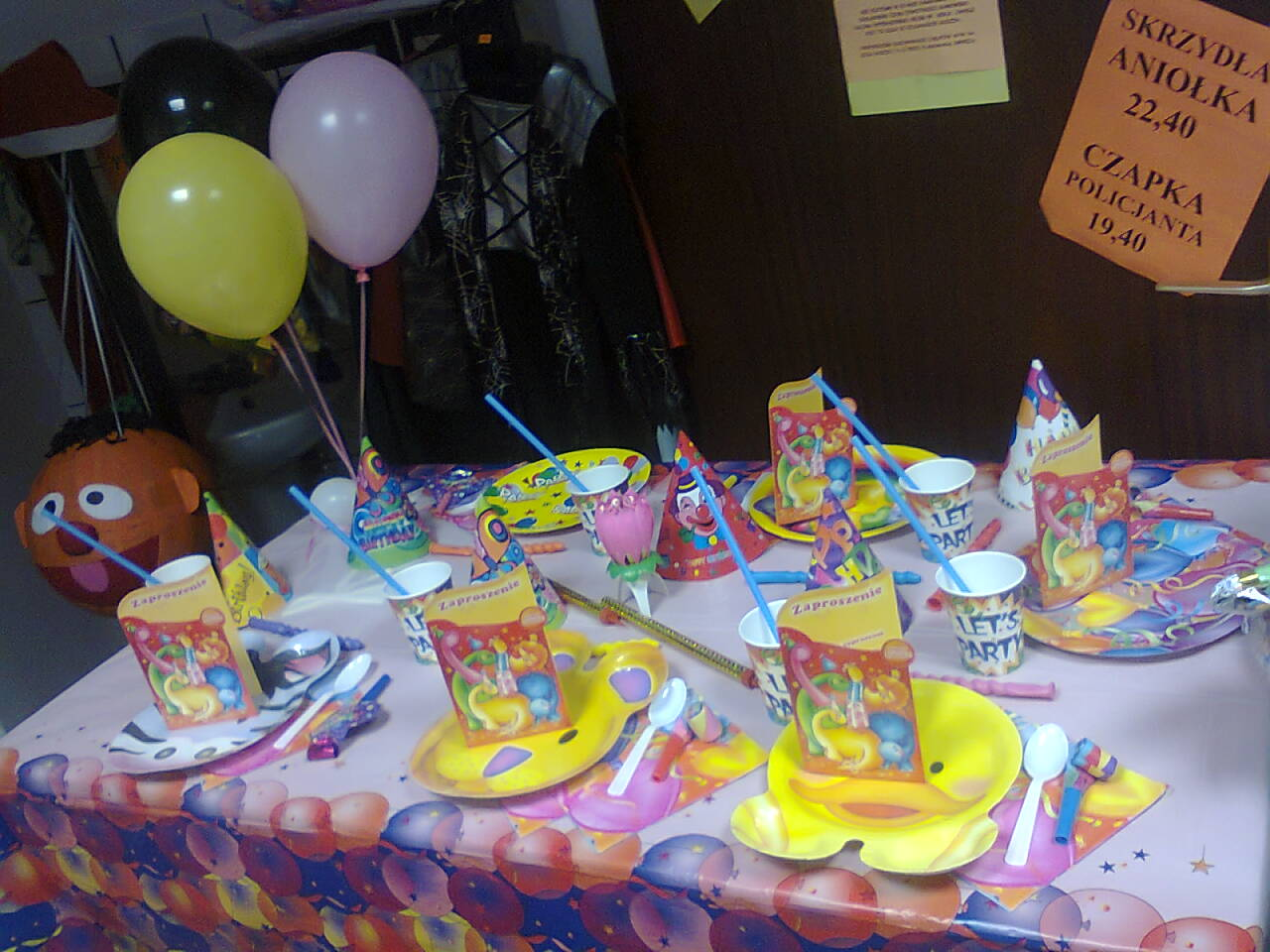 Organizacja Urodzin Rybnik Urodziny Dla Dzieci Balony Z Helem